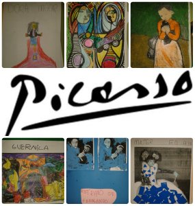cuadros de Picasso